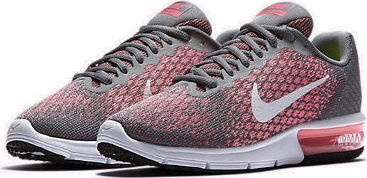 free shipping air max sequent 2 gris rose 7f587 12375