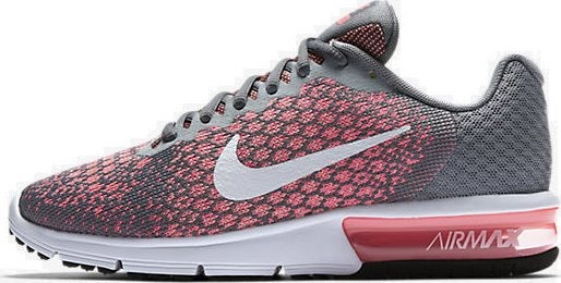 usa nike air max gris and rosado mujeres f5a5a b1c8d