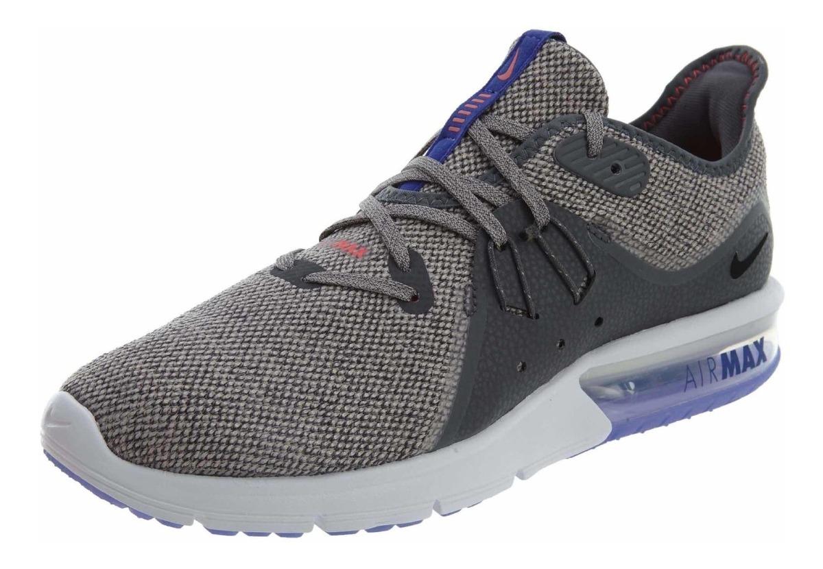 Tenis Nike Air Max Sequent 3 (31 Méx) 100% Original 11mx 13us 921694 013 Hombre Extra Grande