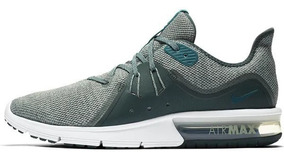 9ab2a47dca3 Tenis Nike Air Max Sequent 3 Casual Tavas Motion Fury 90