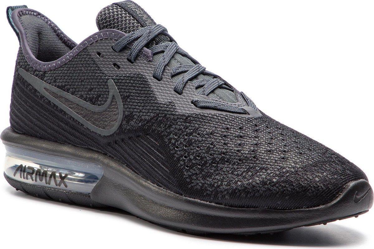 Tenis Nike Air Max Sequent 4 Negro Caballero Ao4485 002