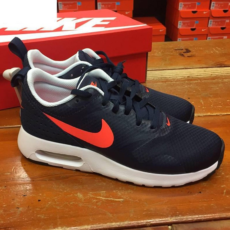 newest 2ccdd 6c531 Tenis Nike Air Max Tavas Azul Mujer 916791-400 Look Trendy ...