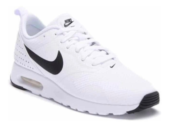 Tenis Nike Air Max Tavas Blanconegro # 24 Mx + Envío + Caja