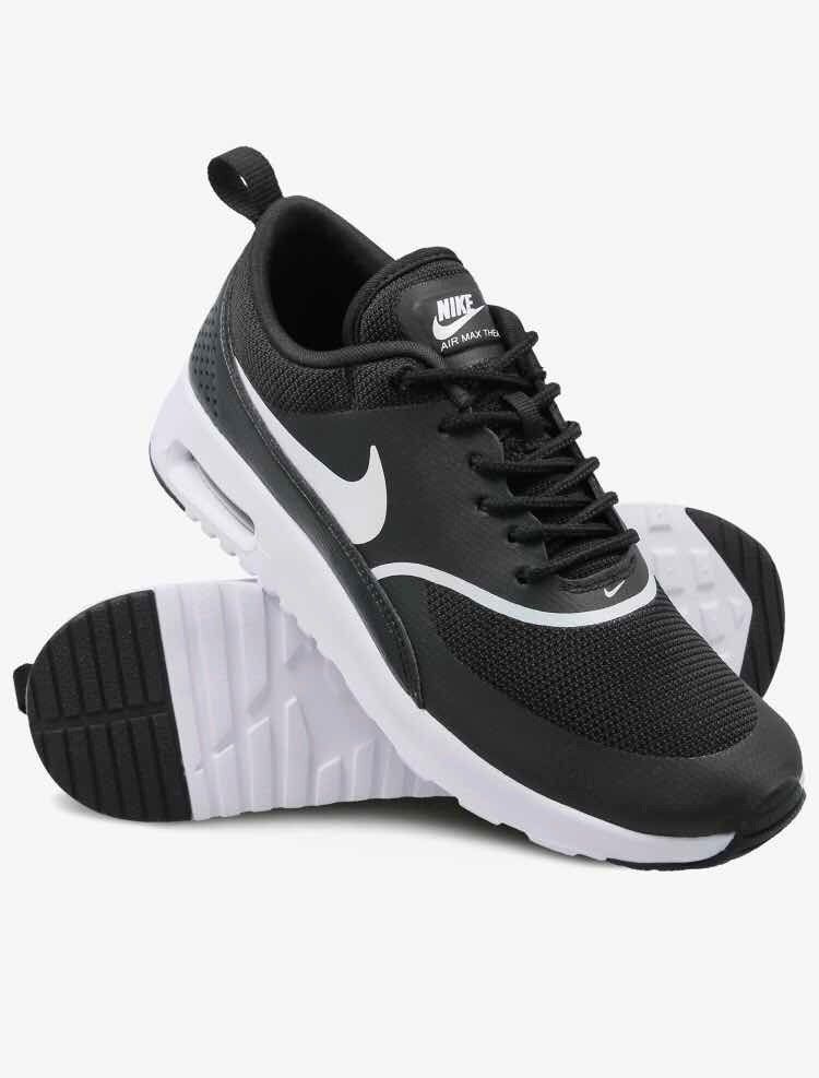 Tenis Nike Air Max Thea # 4 Mx Originales 100%