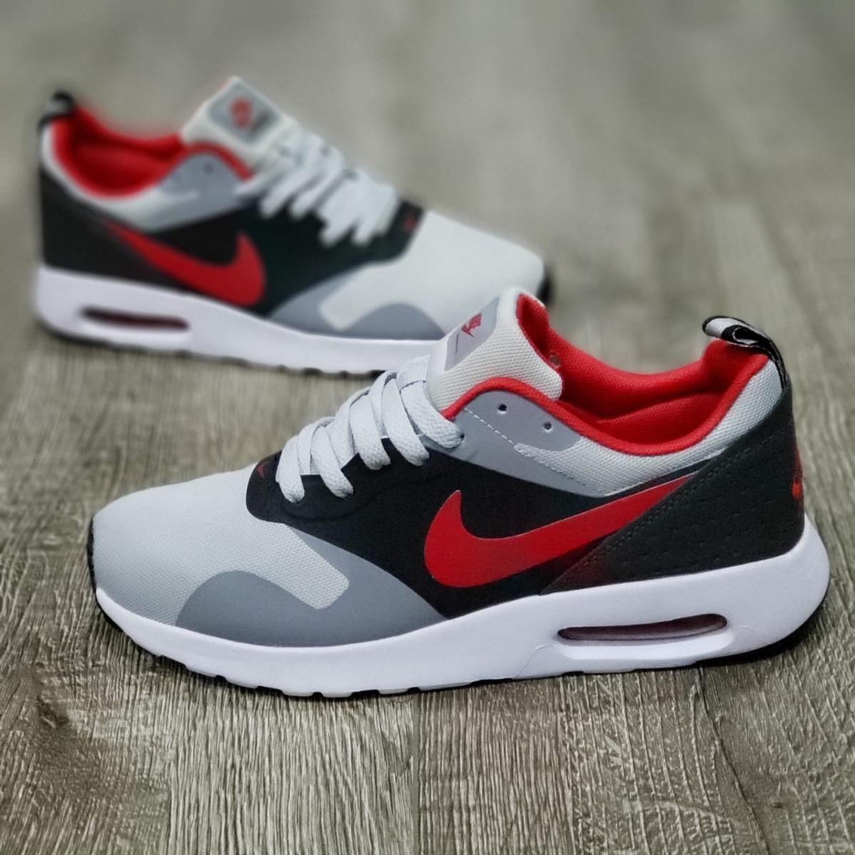 Tenis Nike Air Max Thea Black Deportivos Para Hombre