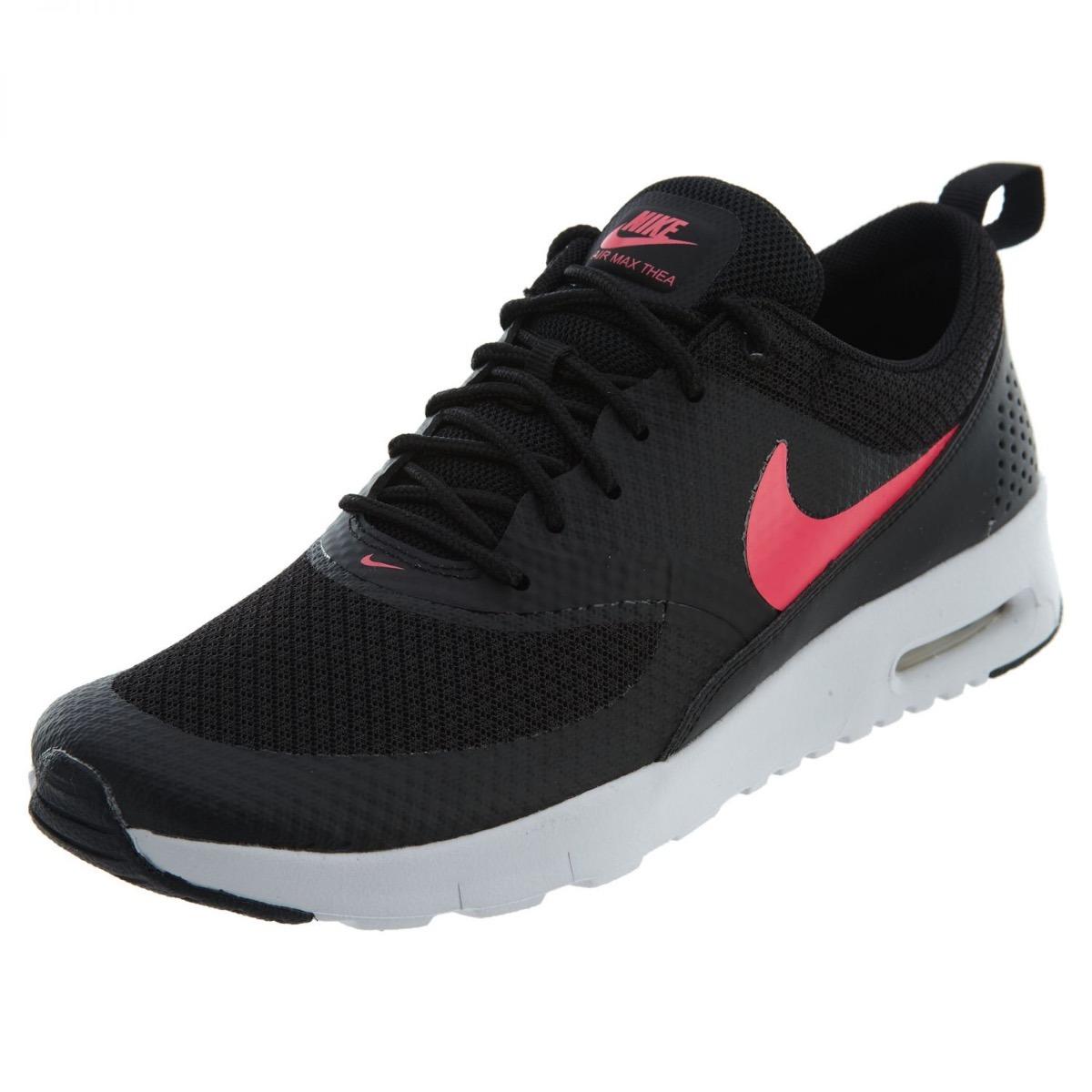 ... buy tenis nike air max thea negro mujer 814444 009 look trendy. cargando  zoom. b3d81017dabc3