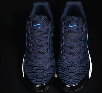 nike zapatillas, Bienes Quality Air Max Tn Azul Negro para