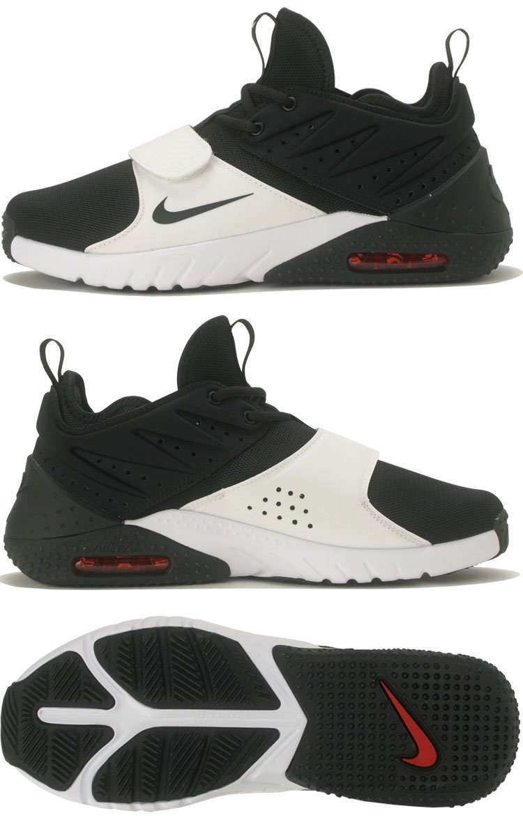 Tenis Nike Air Max Trainer 1 Negro blanco #8 Original