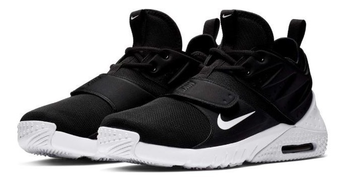 Tenis Nike Air Max Trainer 1 Negro Blanco Hombre Originales