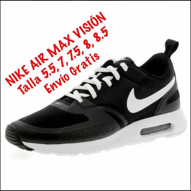 bonito Wumart asequible Mujeres negro blanco Nike Air Max