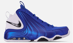 Tenis Nike Air Max Wavy Caballero Basketball Royal