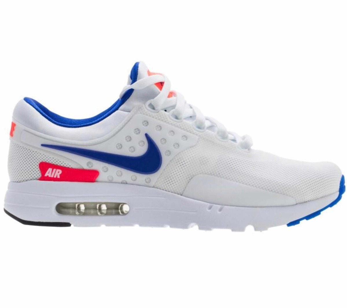 e5dcad09cb57b ... low cost tenis nike air max zero be true blanco paloma azul. cargando  zoom.