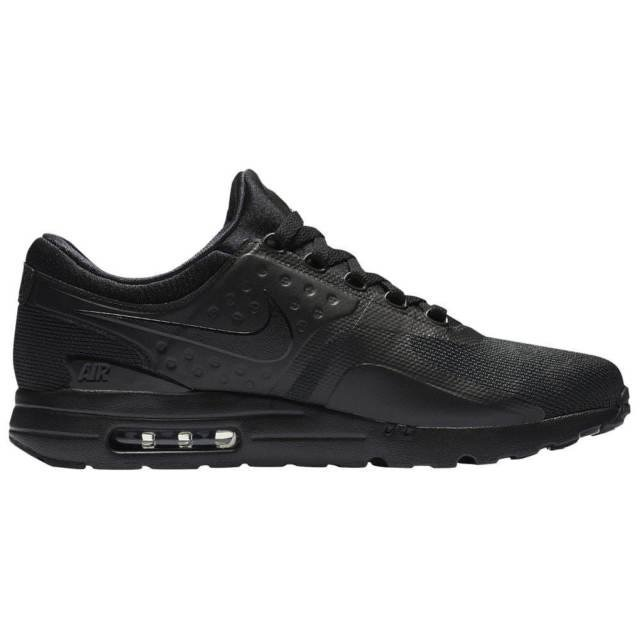 Tenis Nike Air Max Zero Negro # 8 Originales