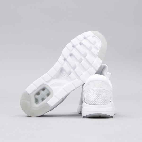 Tenis Nike Air Max Zero Qs Blanco 2016