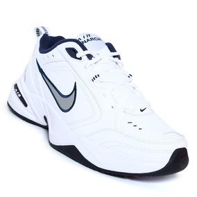 super popular ea183 f1fb7 Tenis Nike Air Monarch Iv Para Hombre Color Blanco 2578767