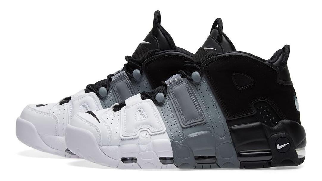 100% Original Nike Air More Uptempo, Zapatillas Baloncesto