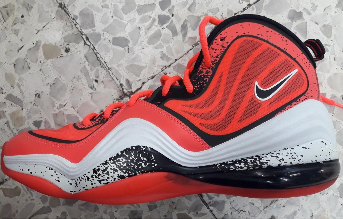 sports shoes c3da7 de176 tenis nike air penny 5 lil atomic red black white basketball. Cargando zoom.