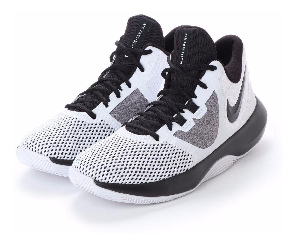 Tenis Nike Air Precision 2 Blanco Hombre Aa7069 100