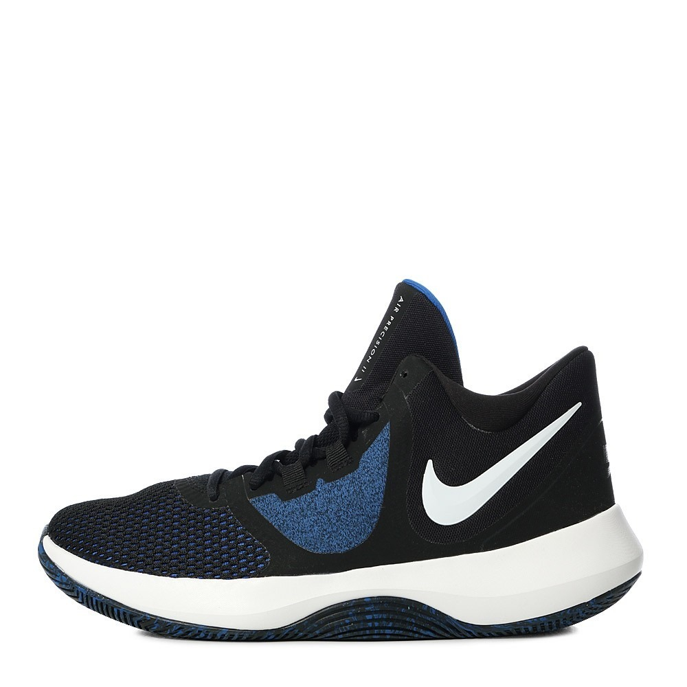1bdbe241c Tenis Nike Air Precision 2 Negro Azul Marino 26-30 Original ...