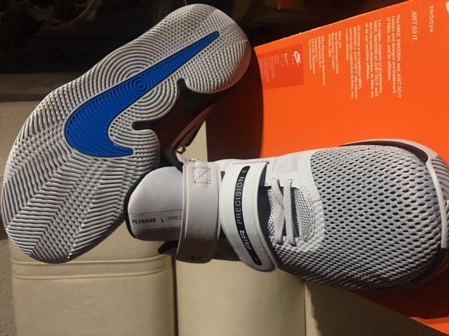 huge discount 85611 d7f52 Tenis Nike Air Precisión Ii Flyease 4 Hombre Básquetbol - $ 1,700.00 ...