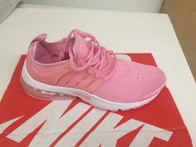 nike air presto mujer rosa
