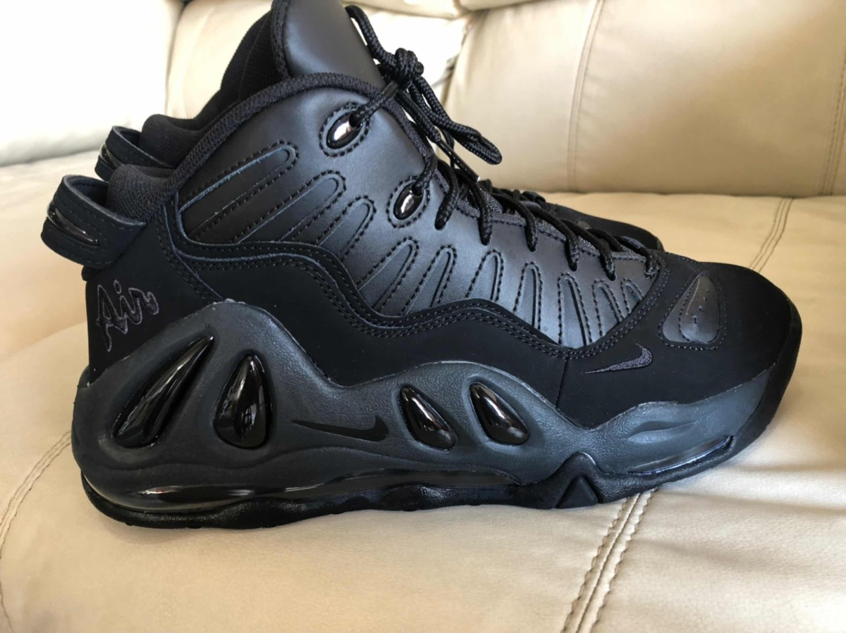 2384ada3e5278 tenis nike air uptempo del 97 triple black del 28mx 10us. Cargando zoom.