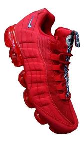 zapatillas nike hombre 2019 rojas