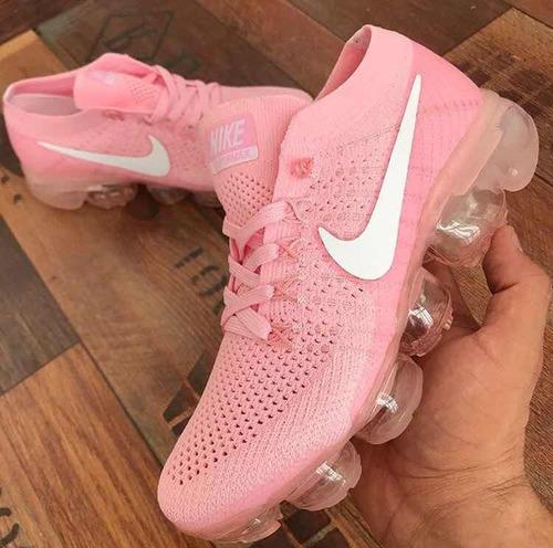 tenis nike air vapor max rosa ultra 2019