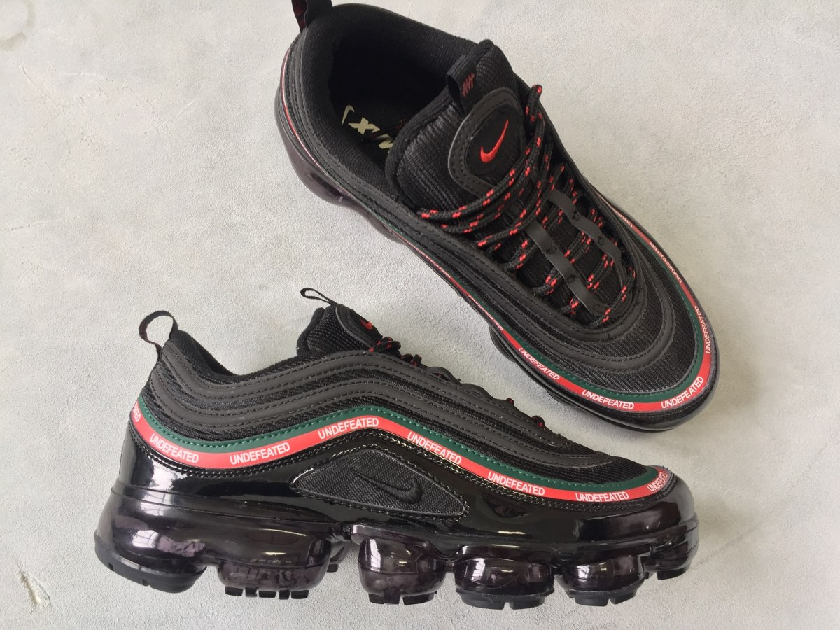 quality design 06f73 7d62d Tenis Nike Air Vapormax 97 Og X Undefeated