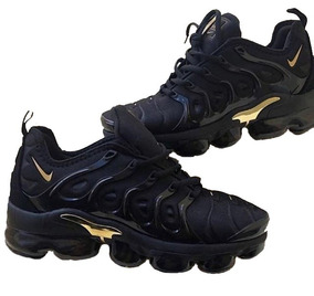 reputable site 0c9ff c36c8 Playstation A Nike Air Max - Tênis Nike Dourado com o ...