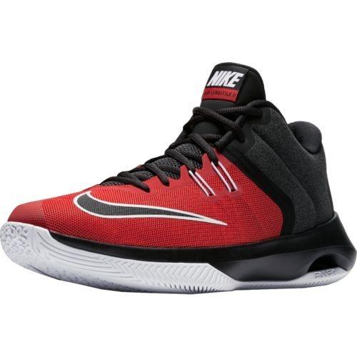 wholesale dealer b09c1 b5b7a tenis nike air versitile ii basketball hombre rojo con negro
