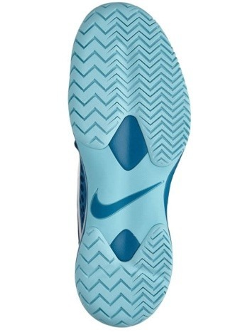 ed8034b8c4 Tenis Nike Air Zoom Cage 3 Hc Rafael Nadal Azul Petroleo - R  619