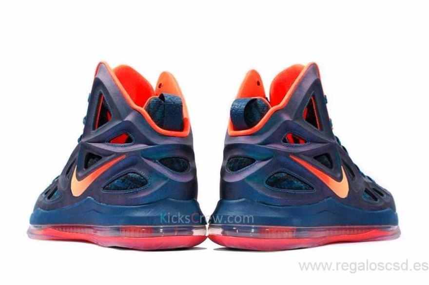 Tenis Nike Air Zoom Hyperposite 2 26.5mx 653466 Basketbol ... 67df0fc96