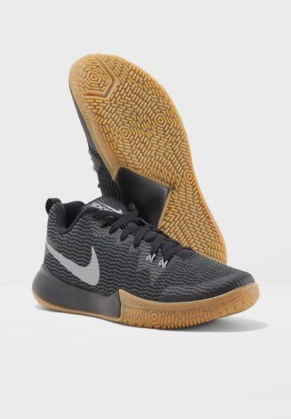 bf243febe2b5b Tenis Nike Air Zoom Live Negro Cafe Basquet Originales Nuevo ...