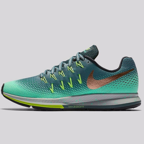tenis nike air zoom pegasus 33 dama - new