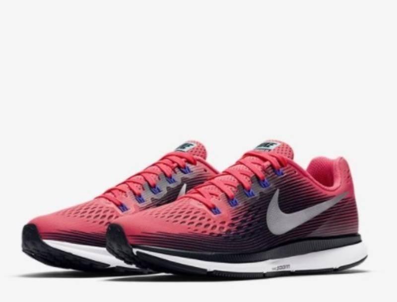4340a71eed3 Tenis Nike Air Zoom Pegasus 34 Feminino - Loja Física - R  449