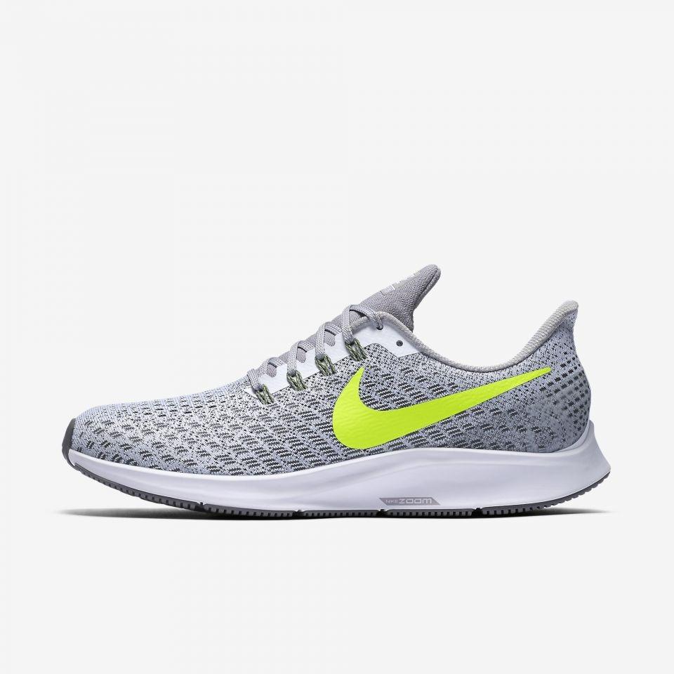 d8b3186faf7a Tenis Nike Air Zoom Pegasus 35 Masculino (cinza 40) - R  465