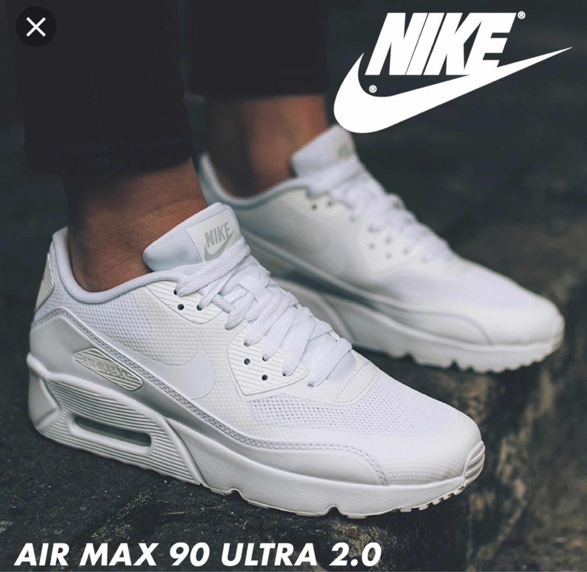 Nike air max 90 essential Blanco |