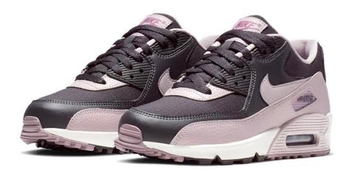 Black Pinkamp; Nike Airmax Tenis 90 f7byvIgY6