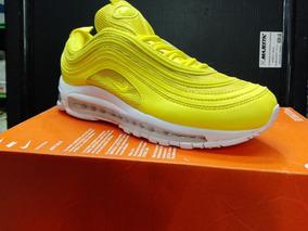 Tenis Nike Airmax 97 Amarillo
