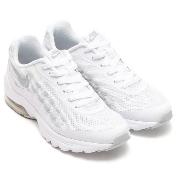 timeless design 22365 4f639 tenis nike airmax invigor blanco 100%original 749866-100