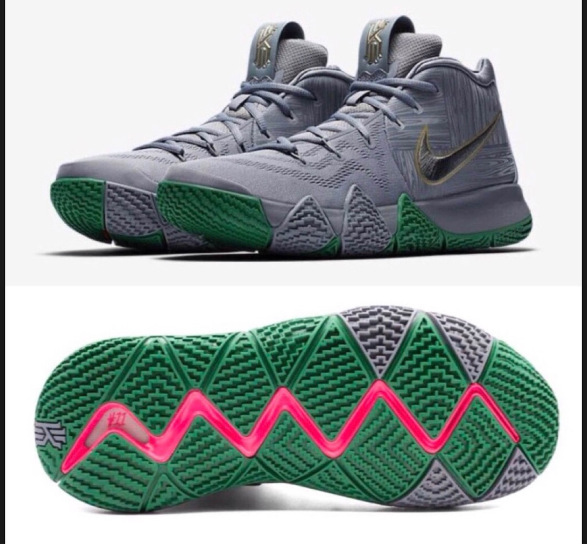 686712bb47d Basket Gratuito 398 Envió 00 Kyrie 2 Tenis 4 En Nike Irving 4H5qnwCwB
