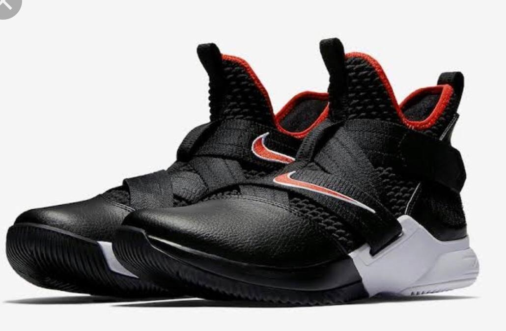 online store ddc8f 90a90 Tenis Nike Basket Lebron James Xii