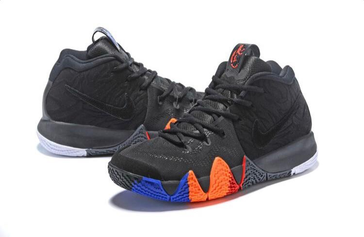 c4fcc810e7f Tenis Nike Basquet Kyrie 4 - Chango -  25 Al  31 Cm  Mx Caja ...