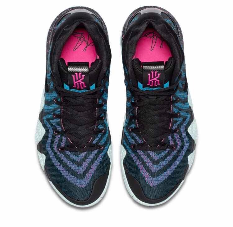 8f972e4db00 Tenis Nike Basquet Kyrie 4 (del  7.5 Al 9 Mx) Incluye Caja ...