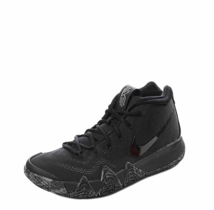 96881ad216a Tenis Nike Basquet Kyrie 4 Negro Talla  25 A La 28.5 C  Caja ...