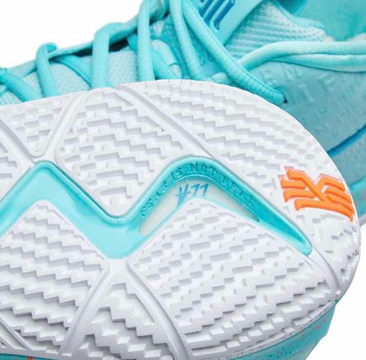 93875053b32 Tenis Nike Basquet Kyrie 4 Power Is Female  28.5 Cm C  Caja ...