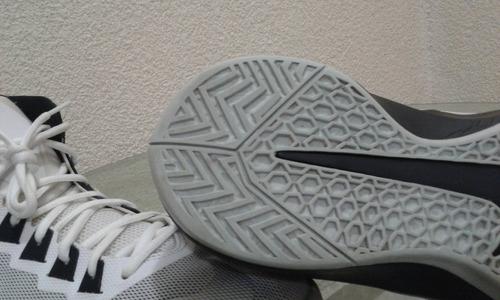 tenis nike basquetbol zoom devocion seminuevos talla 28.5 cm