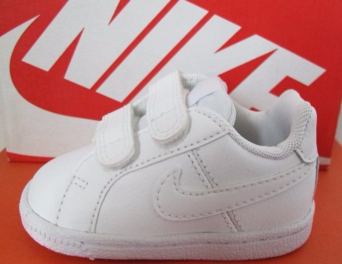 Tenis Nike Bebe Color Blanco - $ 599.00 en Mercado Libre