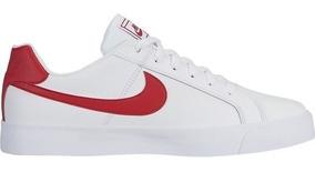 Tenis Nike Blazer Blanco Volver Al Futuro Hombre Moda Clasic